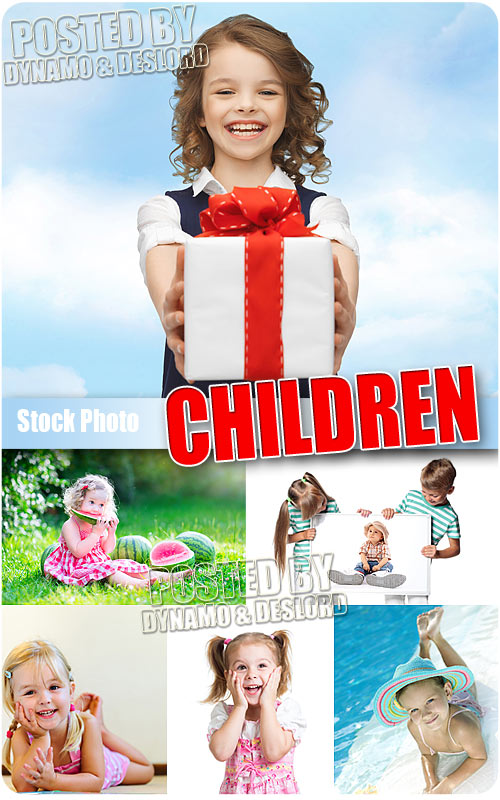 Childrens - UHQ Stock Photo
