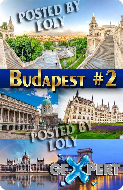 Budapest #2 - Stock Photo