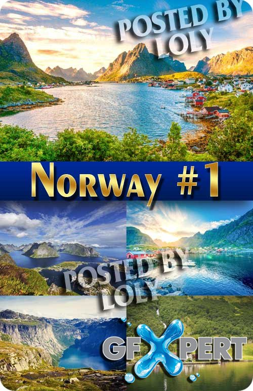 Norway #1 - Stock Photo
