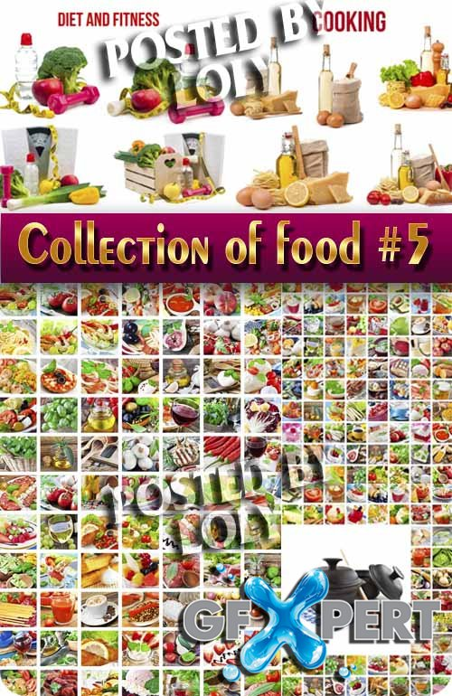 Food. Mega Collection #5 - Stock Photo