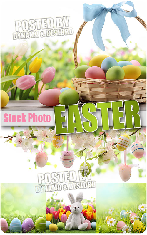 Easter 3 - UHQ Stock Photo