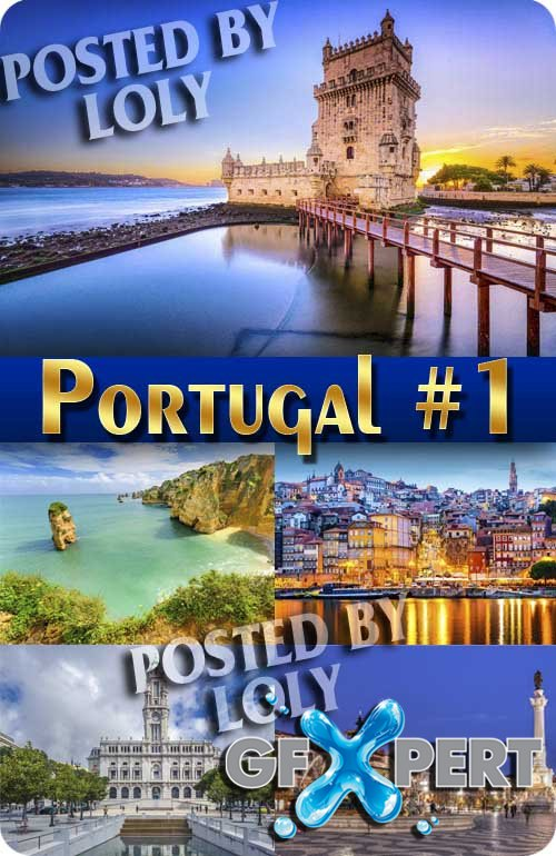 Portugal #1 - Stock Photo