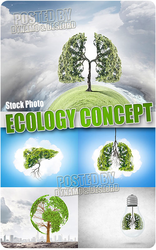 Ecology concept - UHQ Stock Photo