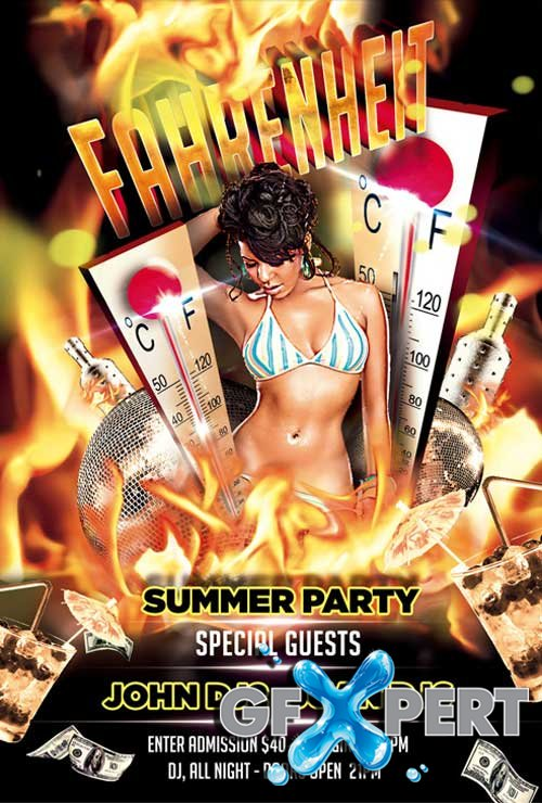Fahrenheit Summer Party