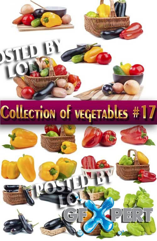 Food. Mega Collection. Vegetables #17 - Stock Photo
