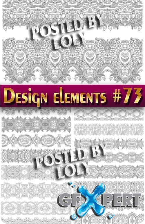 Design element #73 - Stock Vector