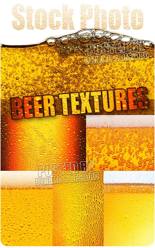 Beer texture - UHQ Stock Photo