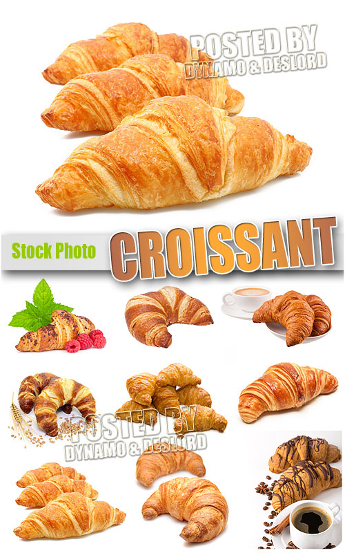 Croissant - UHQ Stock Photo
