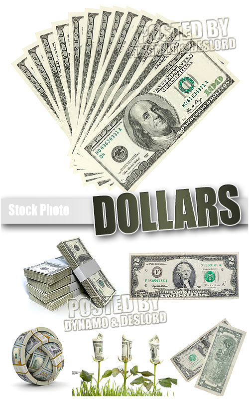 Dollars - UHQ Stock Photo