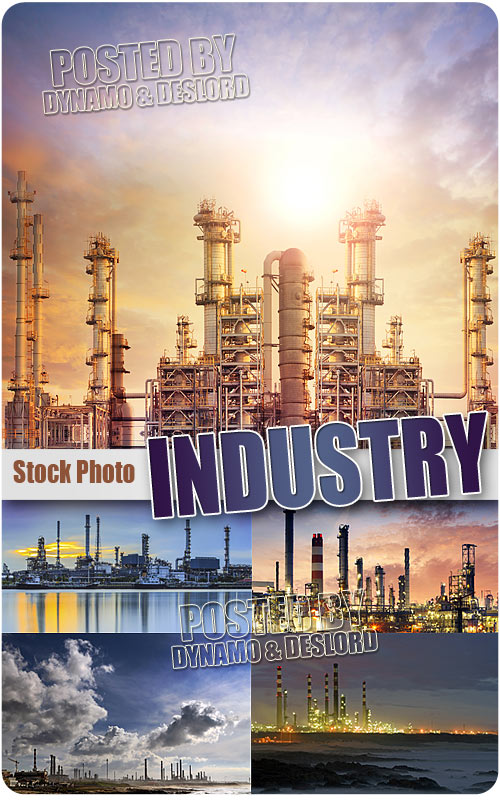 Industry - UHQ Stock Photo
