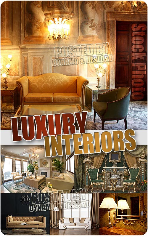 Luxury interior - UHQ Stock Photo