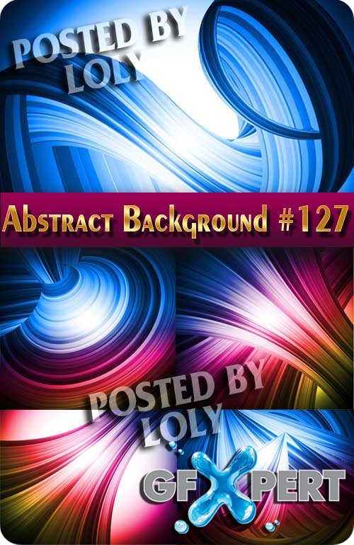 Vector Abstract Backgrounds #127 - Stock Vector