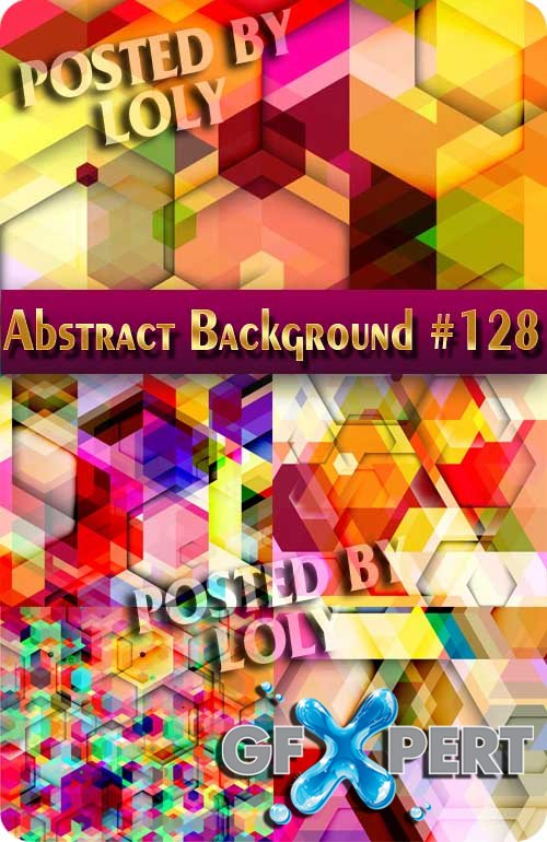 Vector Abstract Backgrounds #128 - Stock Vector