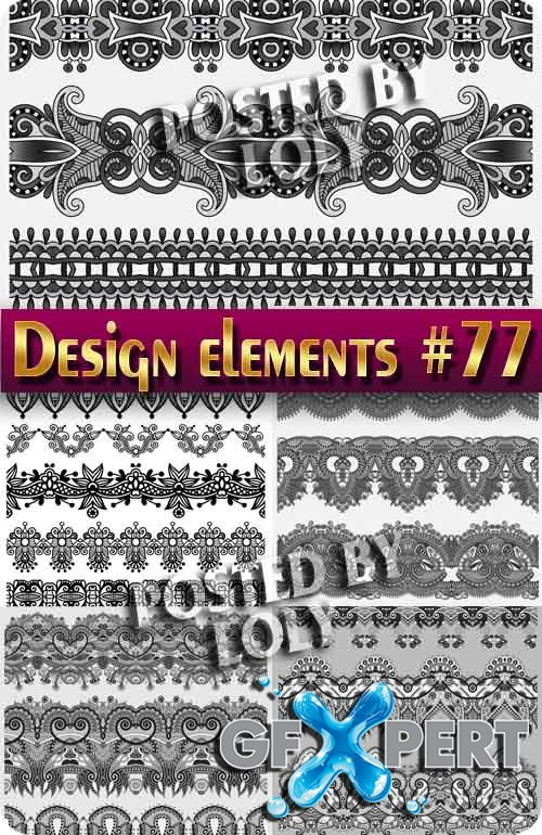 Design element #77 - Stock Vector