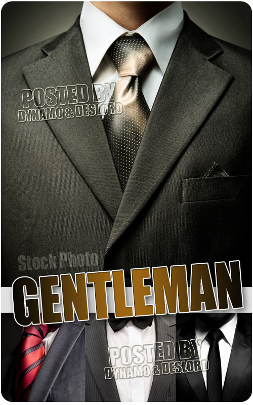 Gentleman - UHQ Stock Photo