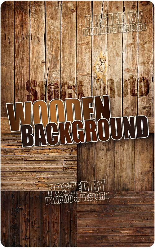 Wooden background - UHQ Stock Photo