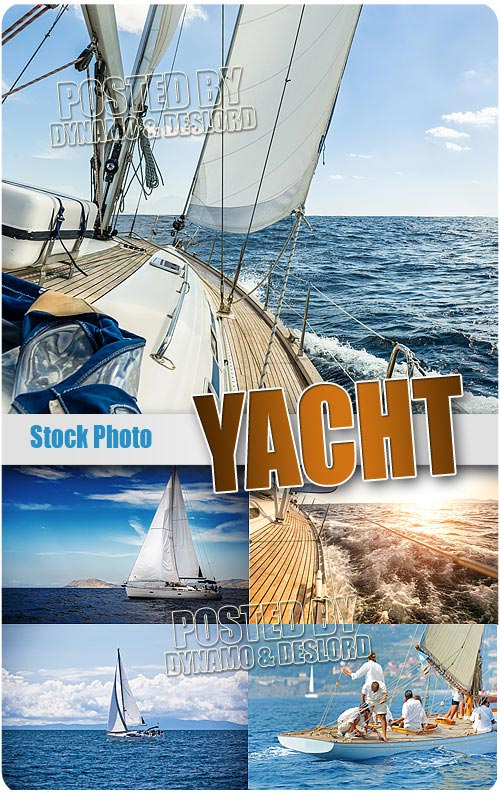 Yacht - UHQ Stock Photo