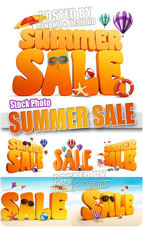 Summer Sale - UHQ Stock Photo