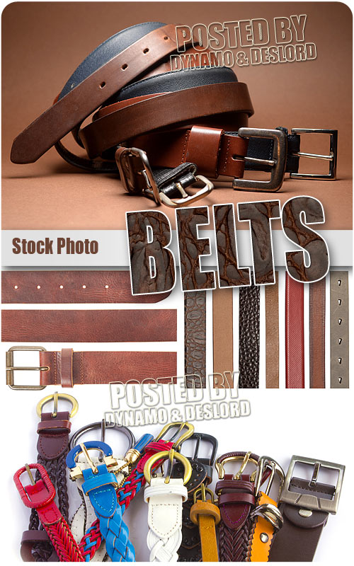 Belts - UHQ Stock Photo