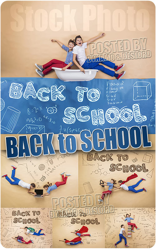 Back to school 2 - UHQ Stock Photo