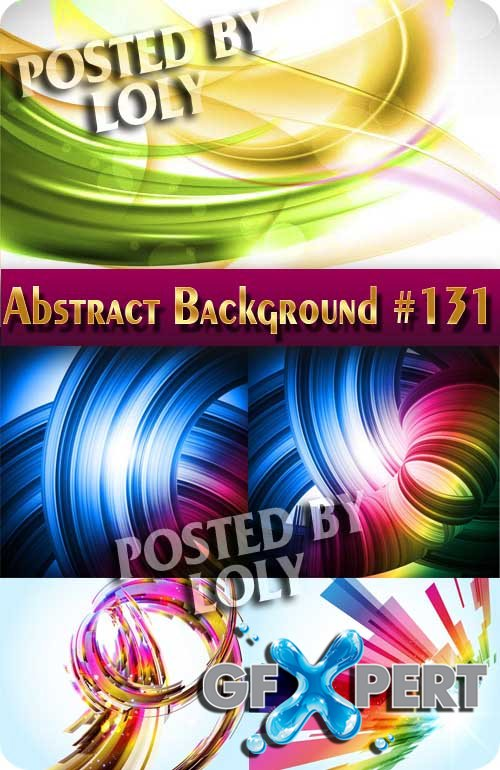Vector Abstract Backgrounds #131 - Stock Vector