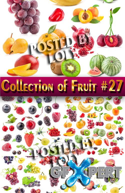 Food. Mega Collection. Fruit #27 - Stock Photo