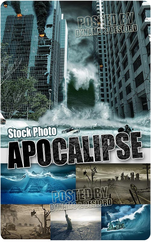 Apocalypse - UHQ Stock Photo