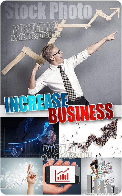 Increase business - UHQ Stock Photo