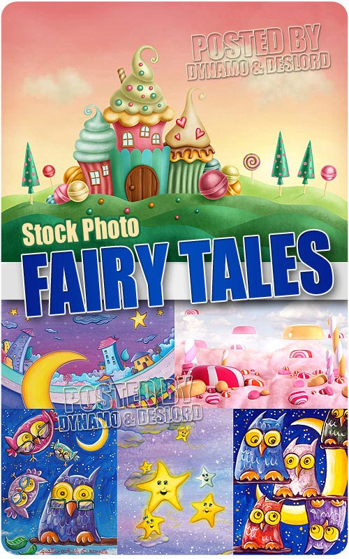 Fairy tales 2 - UHQ Stock Photo