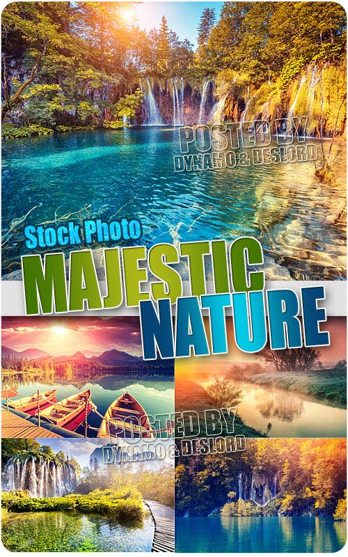 Majestic nature - UHQ Stock Photo