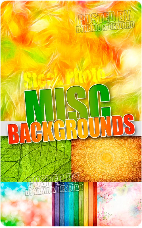 Misc Backgrounds - UHQ Stock Photo