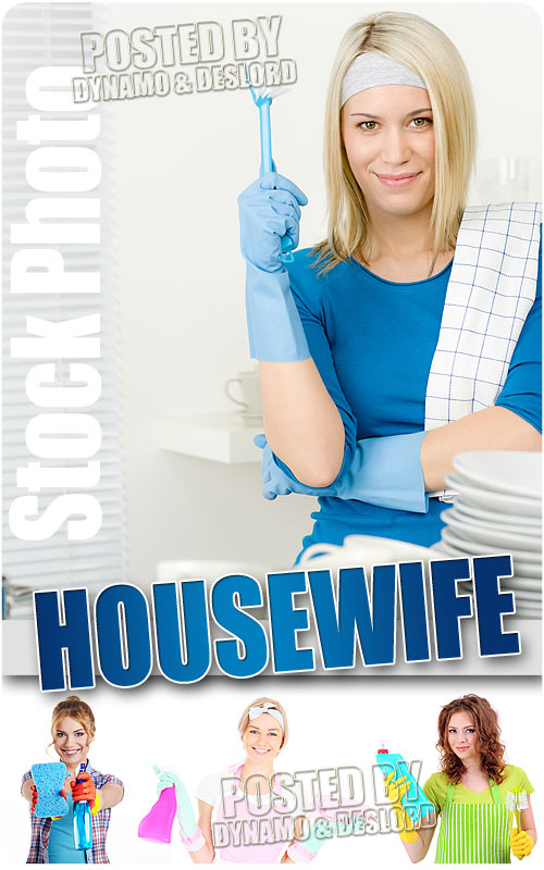 Housewife 3 - UHQ Stock Photo