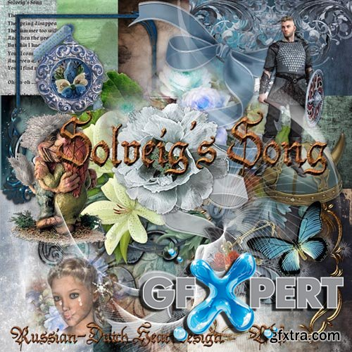 Scrap - Solveig's Song JPG and PNG