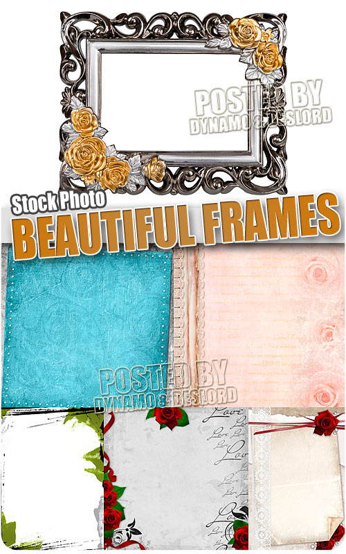 Beautiful Frames - UHQ Stock Photo