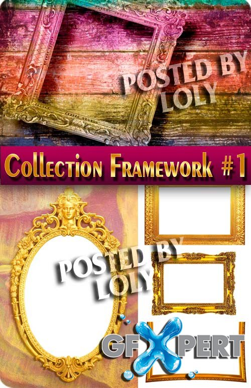 Collection Framework #1 - Stock Photo
