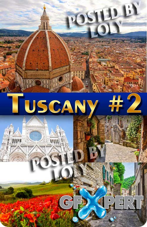 Tuscany #2 - Stock Photo