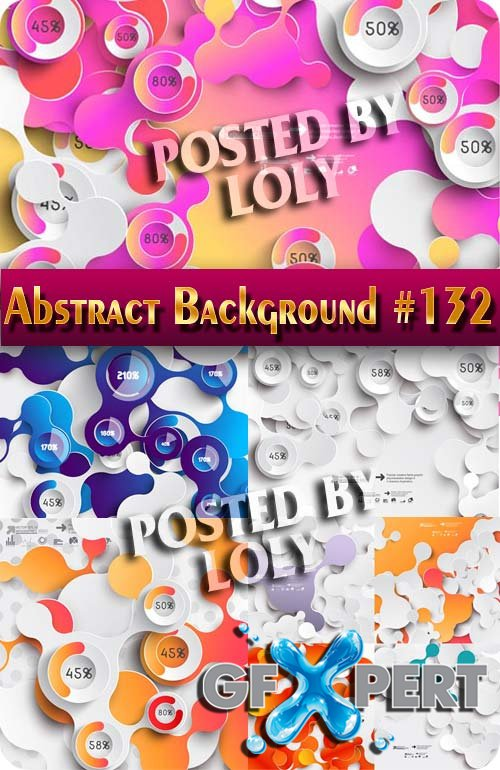 Abstract Backgrounds #132 - Stock Vector