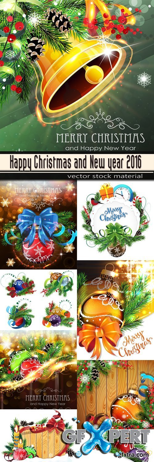 Happy Christmas and New year 2016