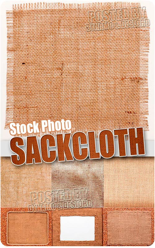 Sackcloth - UHQ Stock Photo