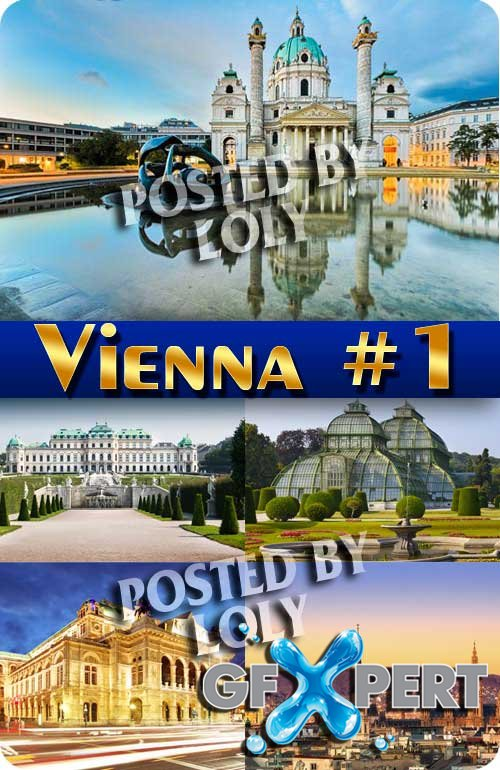 Vienna #1 - Stock Photo