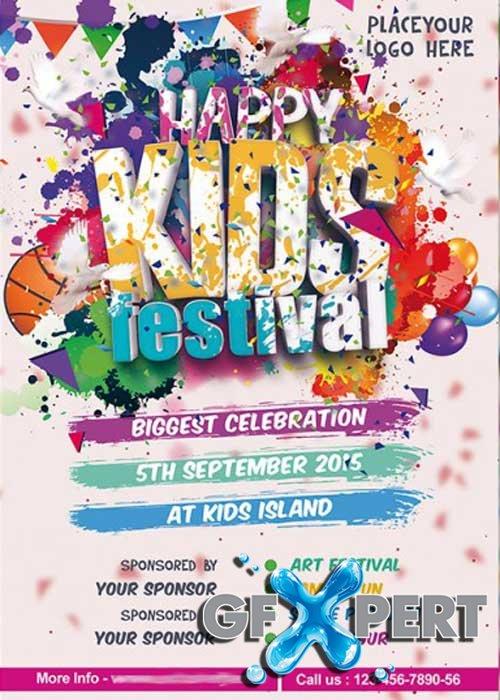 festival flyer template free thevillas co