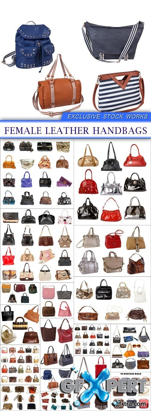 Female leather handbags 17X JPEG