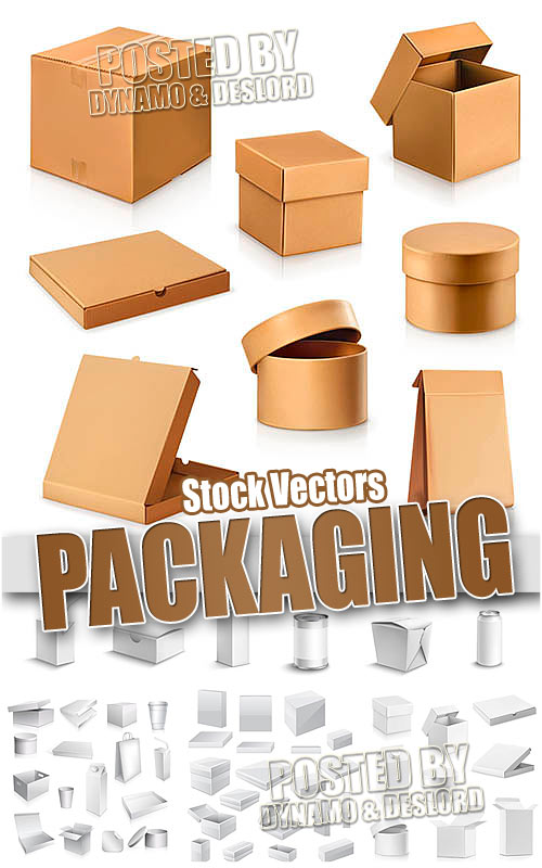 Packaging - Stock Vectors