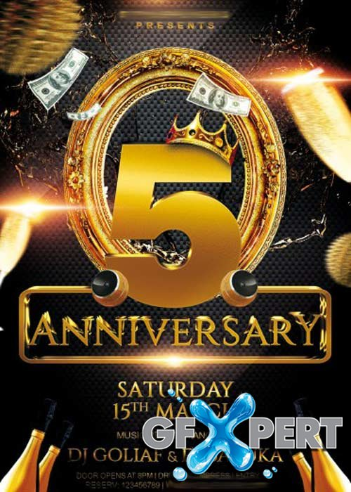 Free anniversary party v3 psd premium flyer template facebook free anniversary party v3 psd premium flyer template facebook cover download pronofoot35fo Choice Image