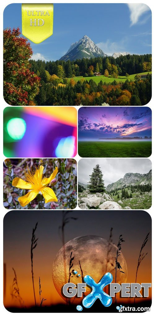 Ultra HD 3840x2160 Wallpaper Pack 40