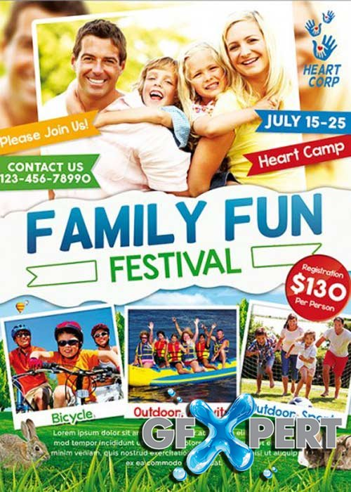 Family Day Flyer Divingexperience