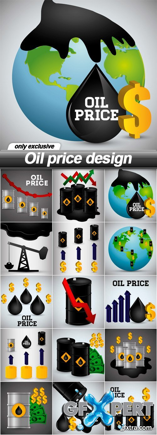 Oil price design - 15 EPS