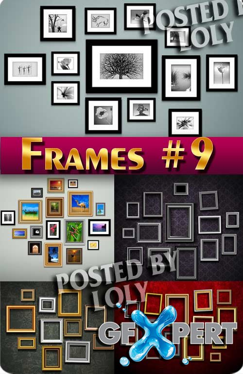 Collection Framework #9 - Stock Vector