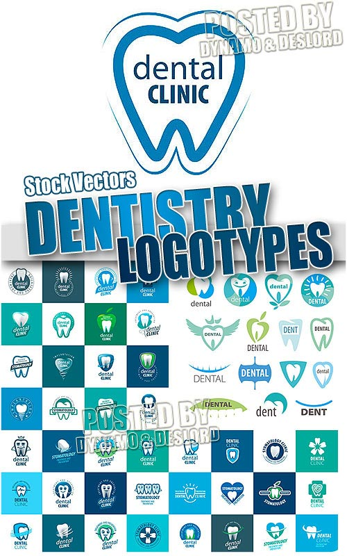 Dentistry logo - Stock Vectors