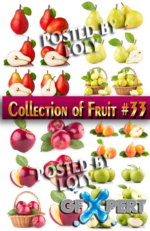 Food. Mega Collection. Fruit #33 - Stock Photo